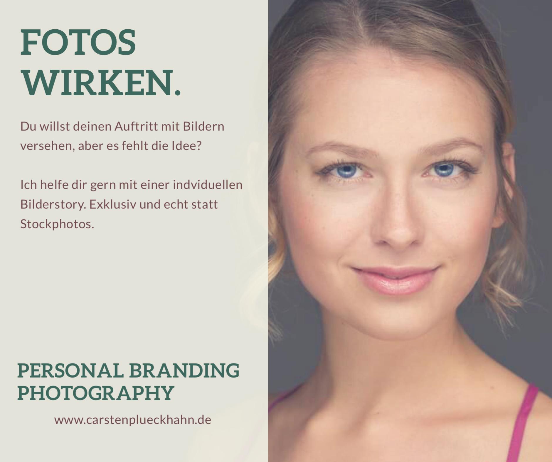 Personal Branding Business Portrait