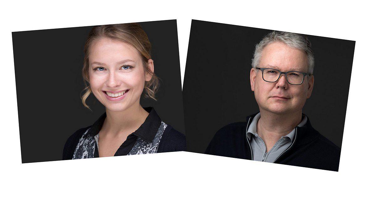 Wiebke und Carsten Plückhahn Bewerbungsservice Itzehoe