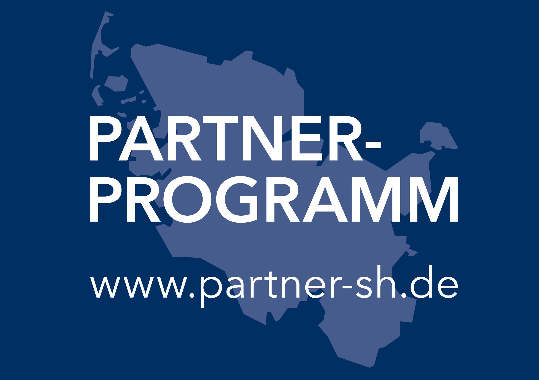 Partnerprogramm Schleswig-Holstein. Der echte Norden.